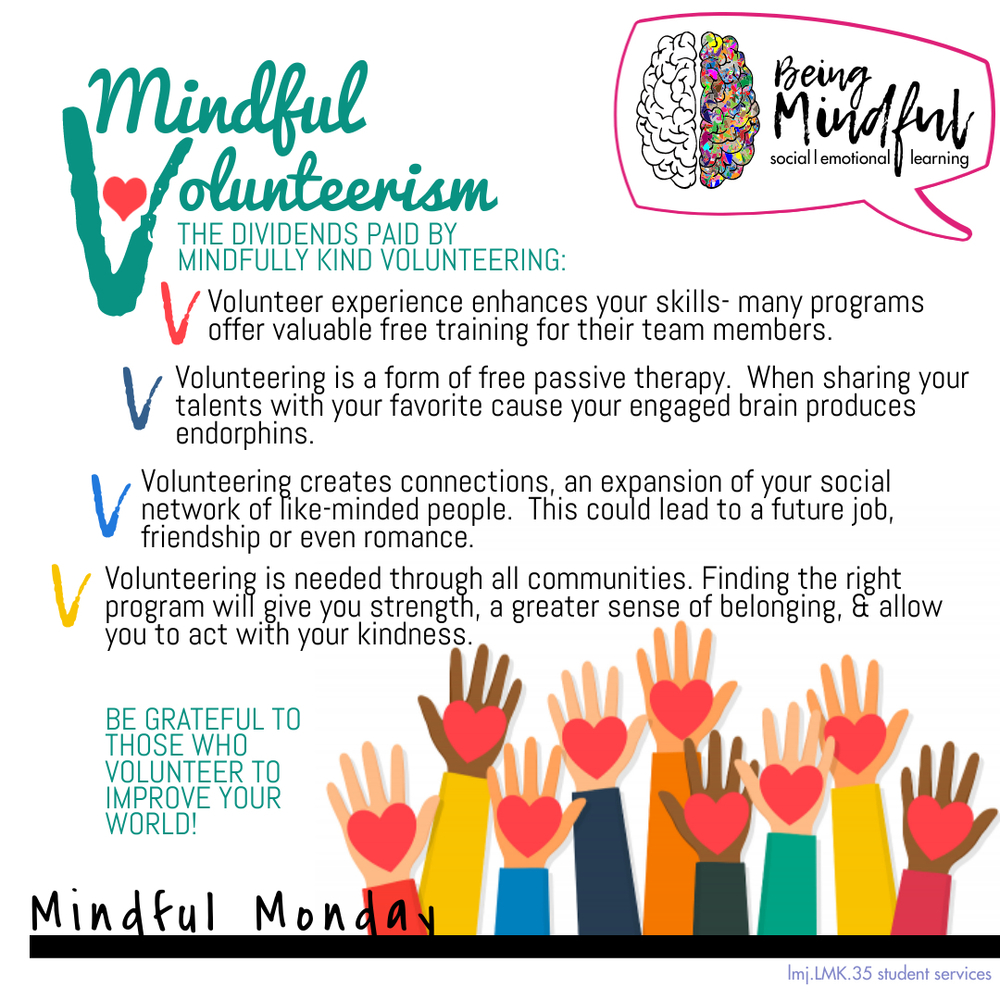 Mindful Volunteerism