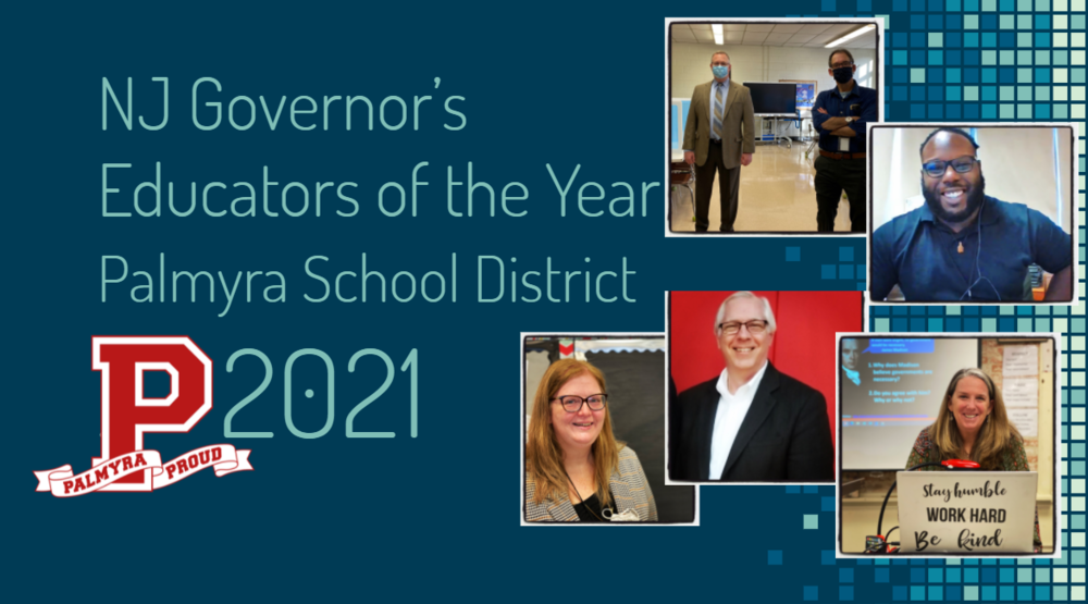 Palmyra Honors our Educators of the Year