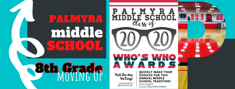 Vote for the Who's Who 8th Graders!