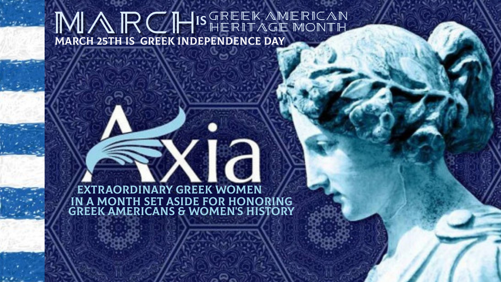 March is Greek American History Month