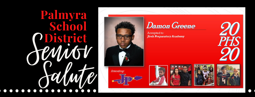 Damon Greene '20