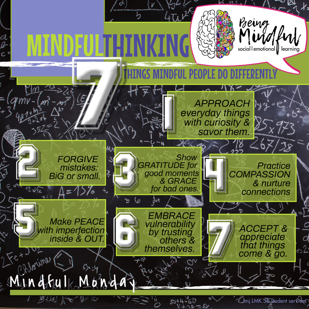 Mindful Monday #37 Mindful Thinking
