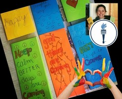 NJHS receives gratitude for cards