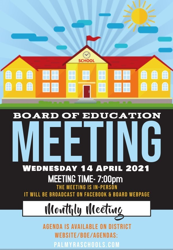 Monthly Meeting of the BoE