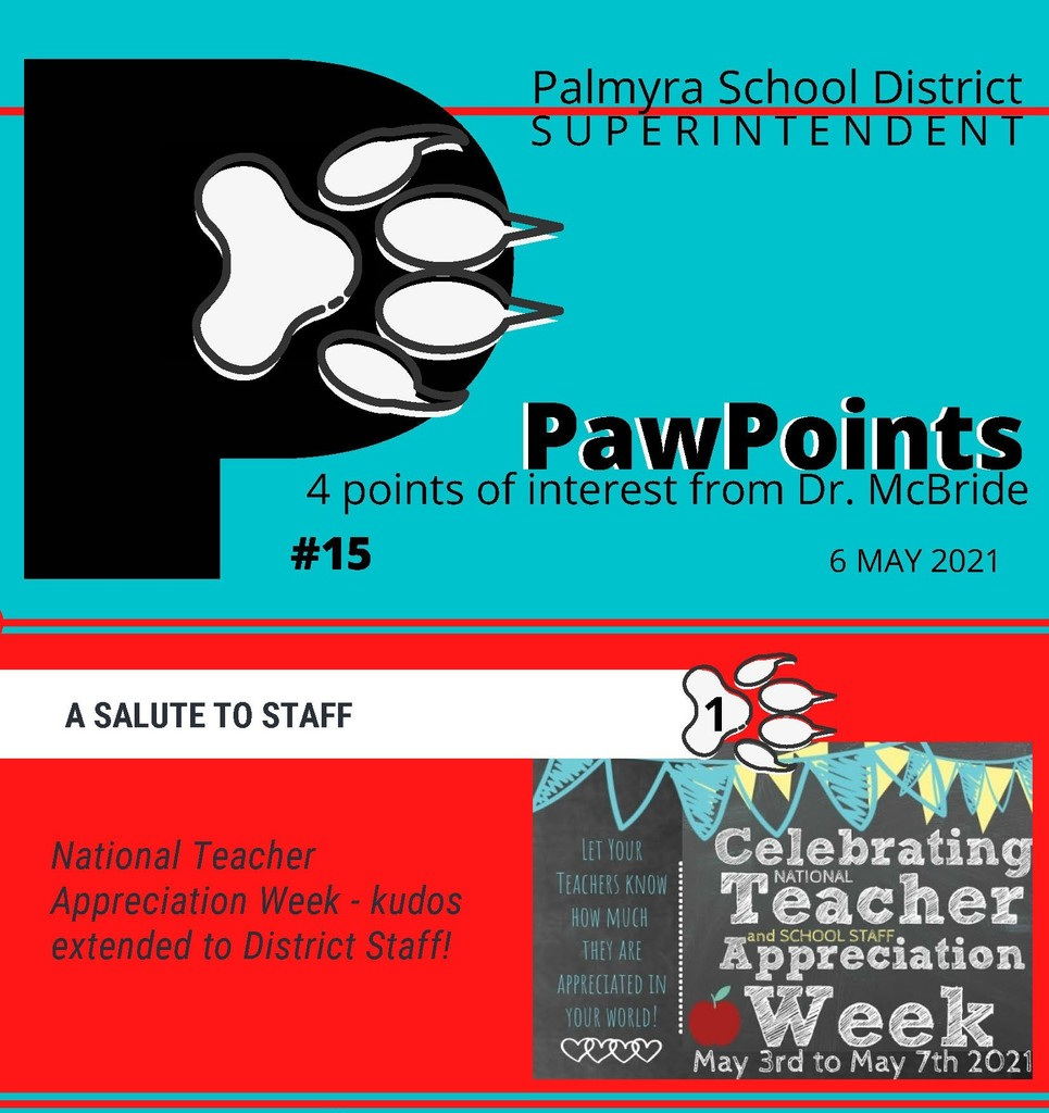 pAW pOINTS15 COVER