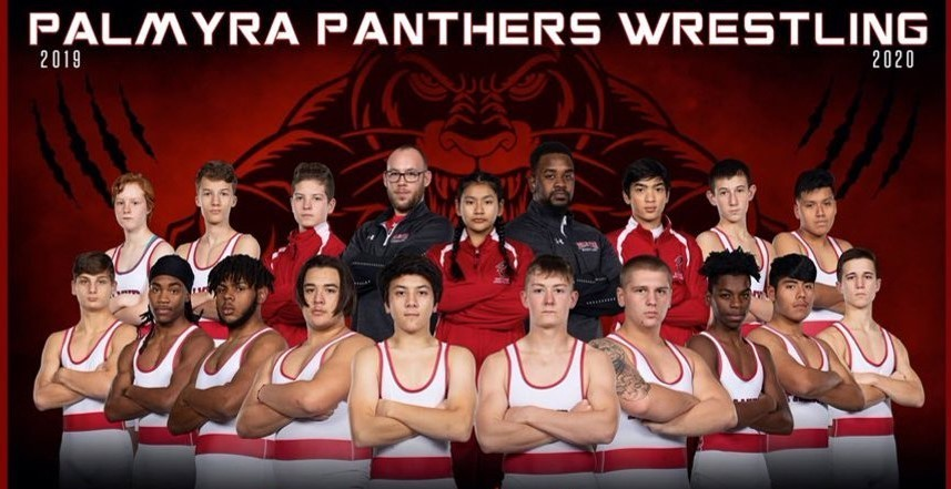 the 2019/2020 PHS Wrestling Team