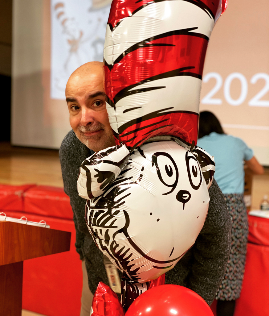 Head Seuss Master: Mr. Tracey